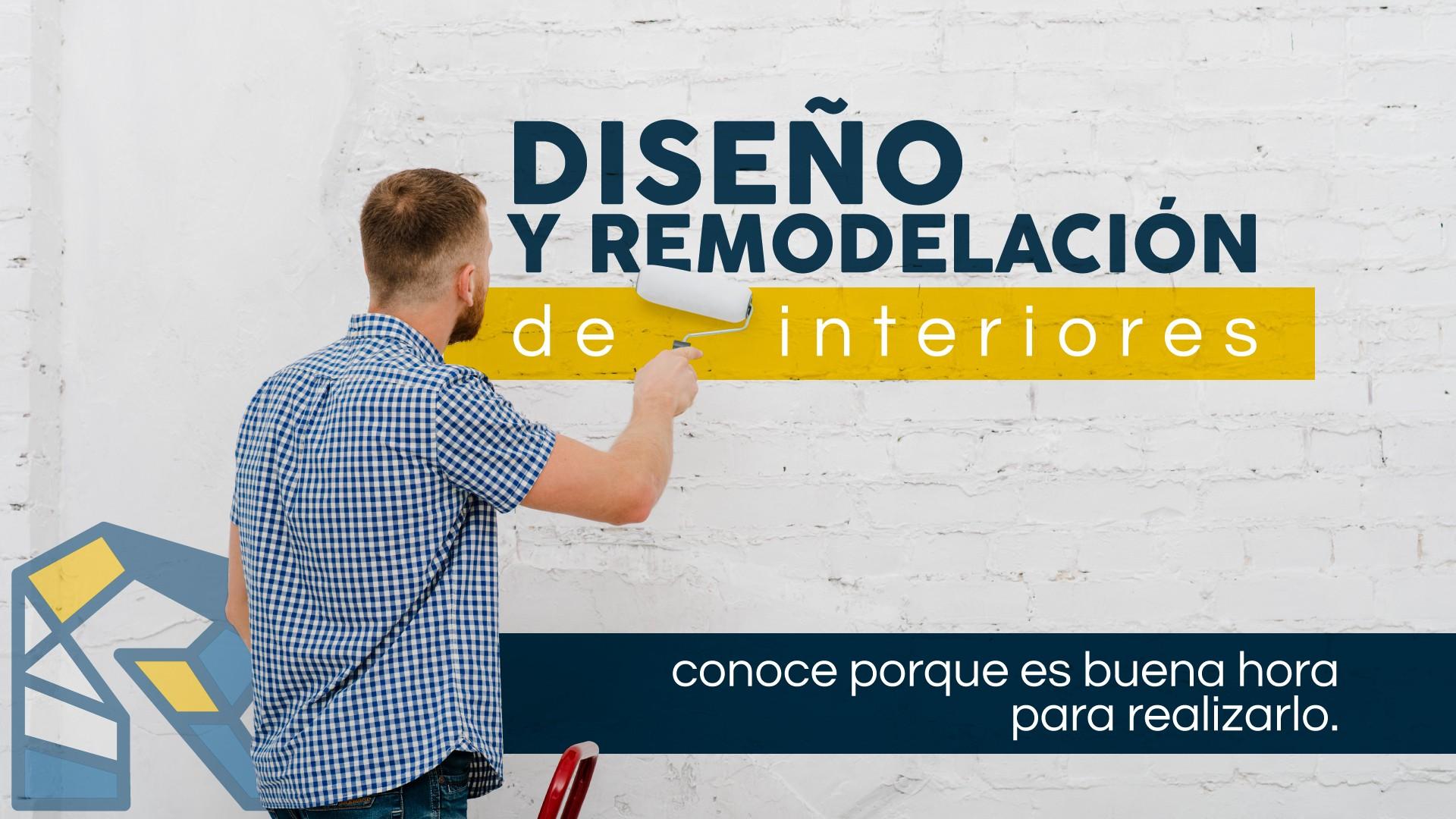 diseño y remodelación de interiores